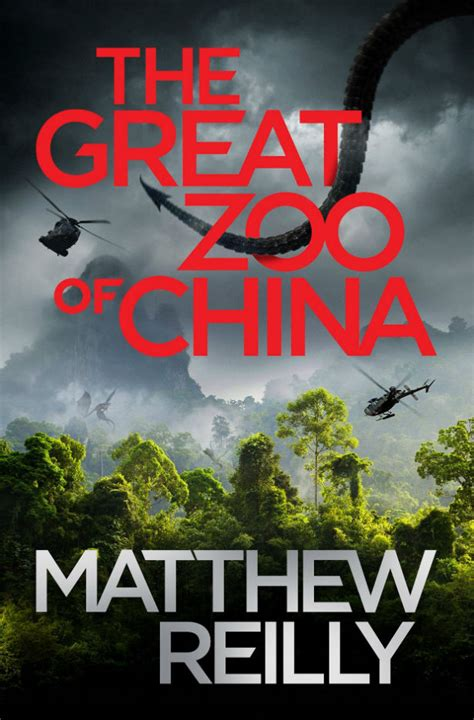 The Great Zoo Of China by Matthew Reilly book review