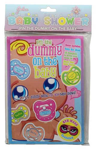 BABY SHOWER DUMMY ON THE BABY GAME - Happycandy