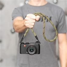 Leica Rope Strap - Olive 100cm (18870) - Gofoto