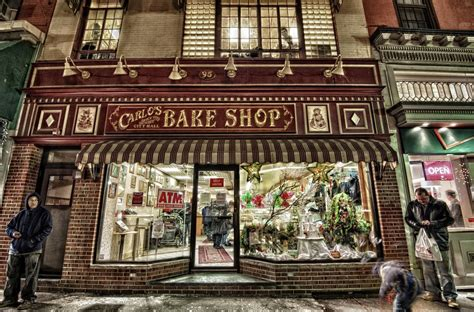 """Carlo's Bakery in Hoboken, NJ HDR 