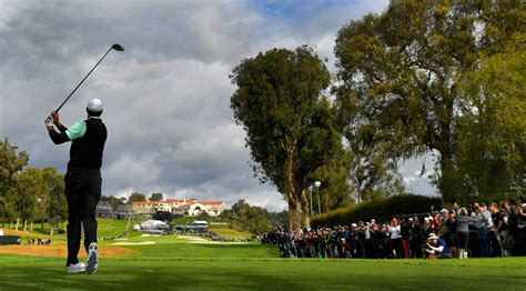 PHOTOS: Our favorite scenes from the 2019 Genesis Open at
