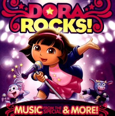 Dora Rocks! Music from the Special & More! - Dora the