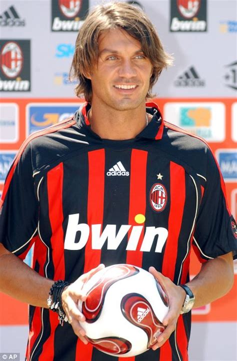 Paolo Maldini career stats, height and weight, age