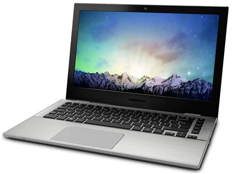 Medion announces Akoya S3409 notebook with Kaby Lake CPU