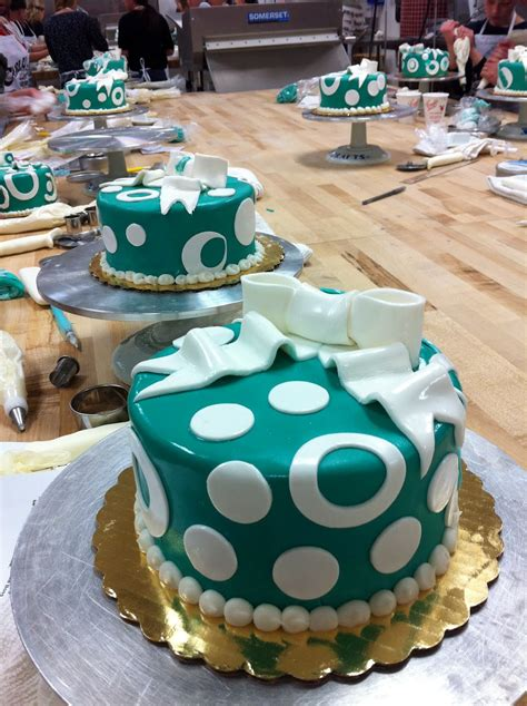 Cake Decorating Class at Carlo's Bakery - Our Gluten Free