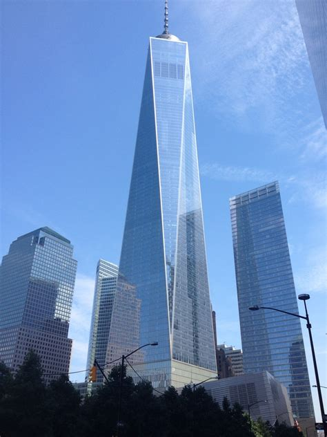 One World Trade Center: Tallest Building in North America