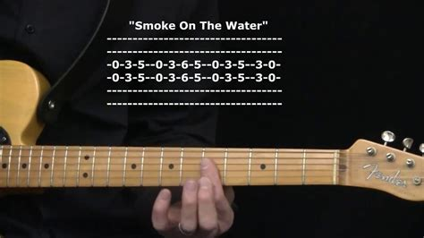 """""""Smoke On The Water"""" by Deep Purple: 365 Riffs For"""