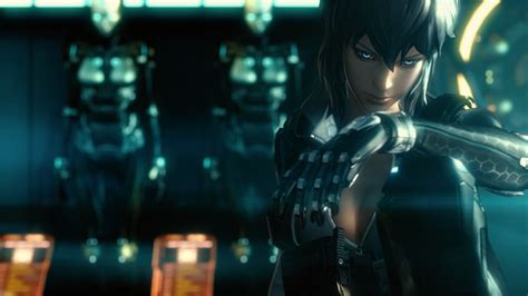 Ghost in the Shell: Stand Alone Complex – First Assault