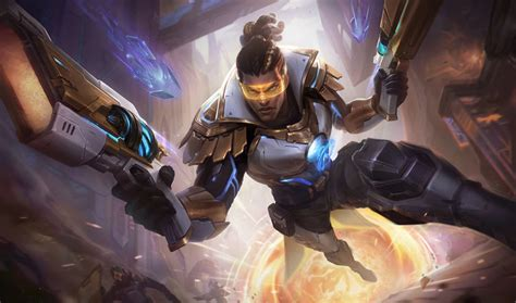 League's new Pulsefire skins will be available on May 14
