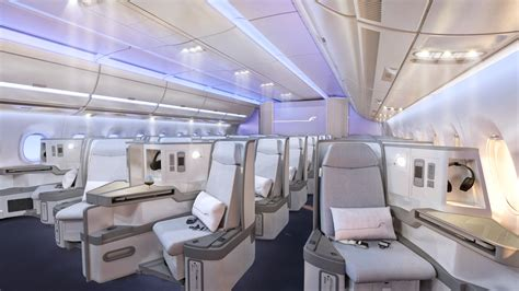 Finnair Light Up Our Lives With New A350 Cabin | TheDesignAir