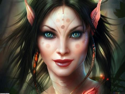17 Stunning 3D Fantasy Characters and Digital Art works