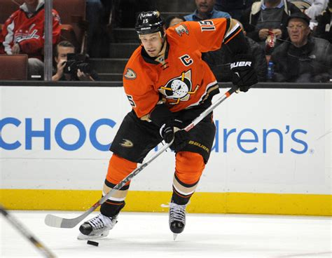 Getzlaf and Perry a long-time dynamic duo for Anaheim