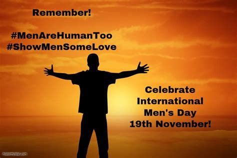50 Latest International Men's Day 2016 Pictures And Images